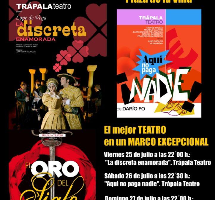 II FESTIVAL DE TEATRO CLÁSICO-POPULAR DE DOS TORRES