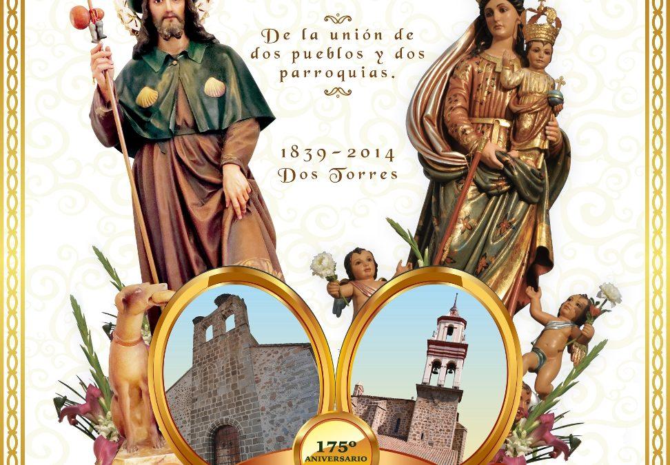 ACTOS RELIGIOSOS Y CONMEMORATIVOS DEL 175º ANIVERSARIO EN EL MES DE SEPTIEMBRE