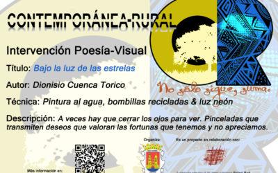 Intervención Poesía Visual