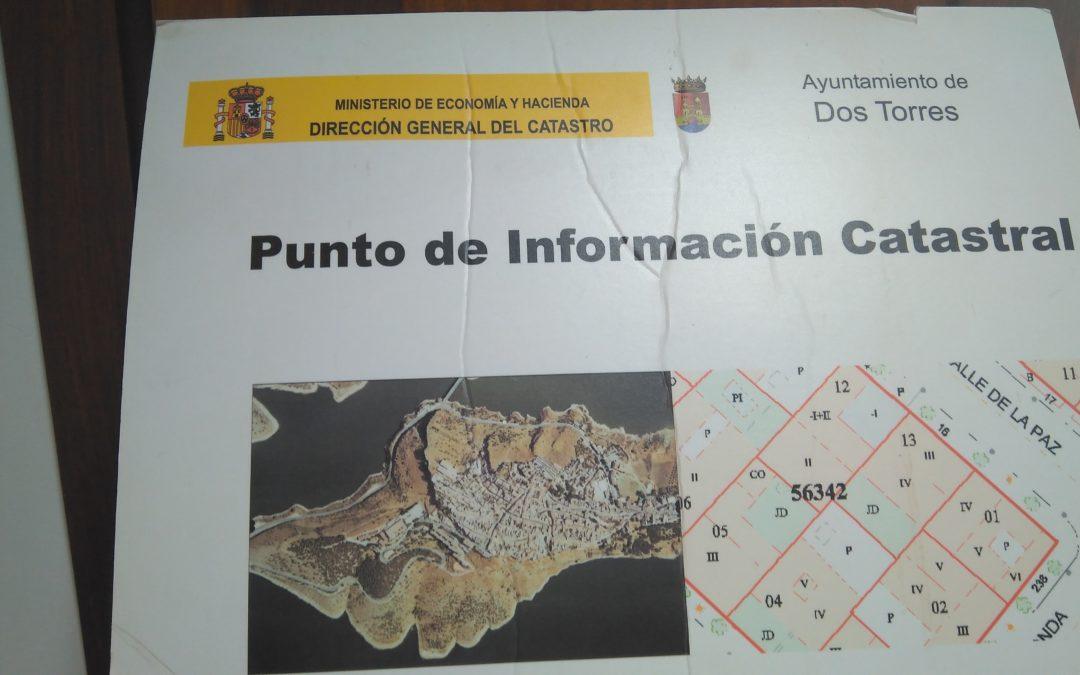 PIC PUNTO DE INFORMACIÓN CATASTRAL