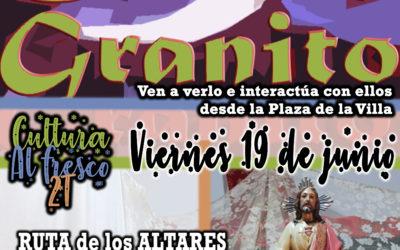 CONCIERTO JARA Y GRANITO Y RUTA DE LOS ALTARES DEL CORAZÓN DE JESÚS