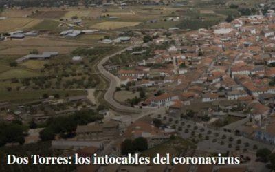 Dos Torres: los intocables del coronavirus