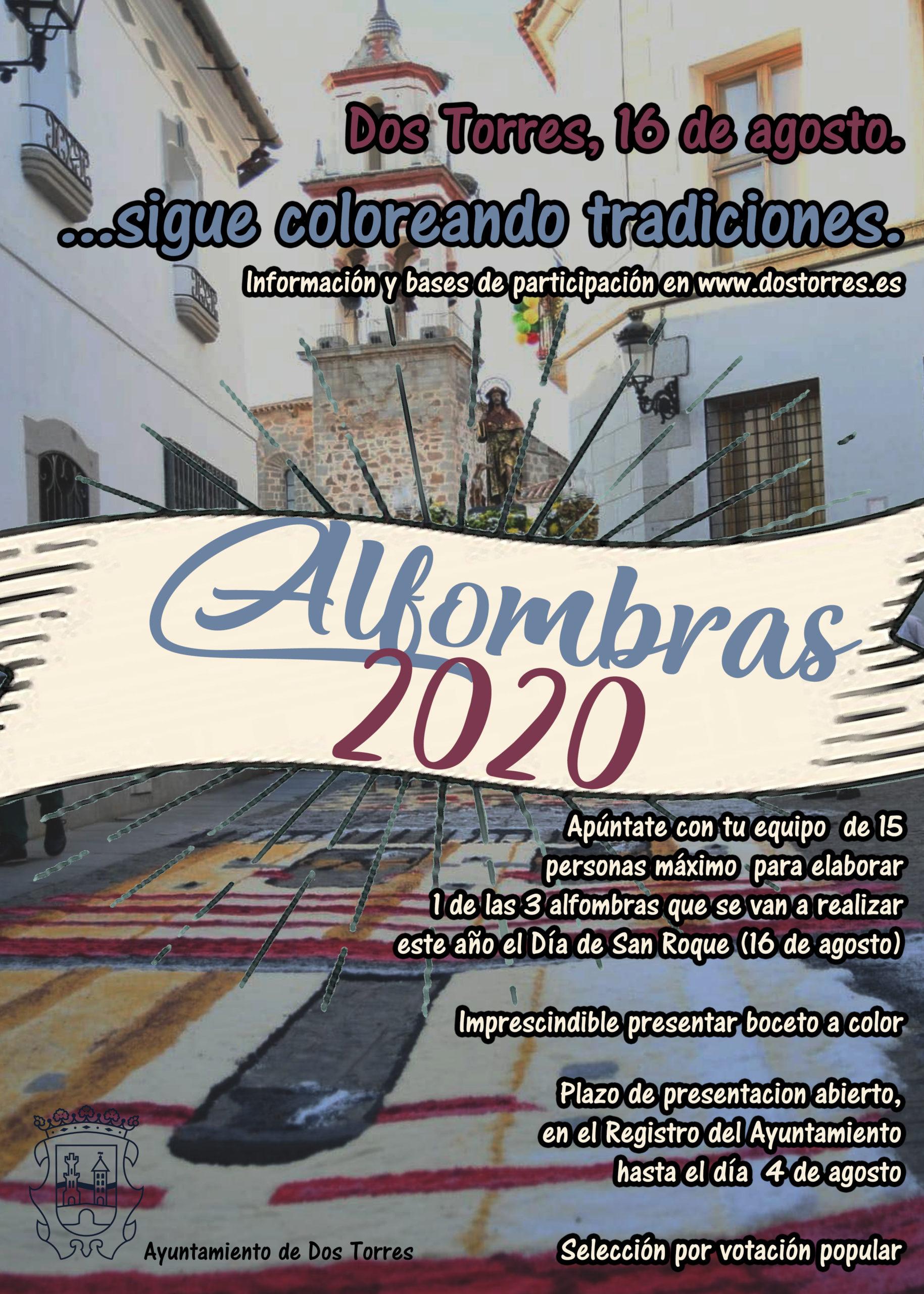 ALFOMBRAS 2020