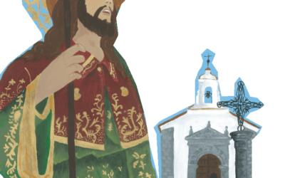 """BASES PARA EL XXX CONCURSO LOCAL """"PORTADA DEL LIBRO DEL DÍA DE SAN ROQUE 2020"""""""