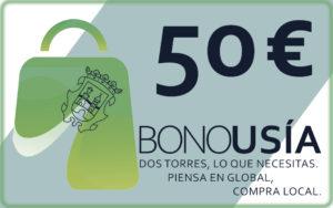 BONO USIA 50