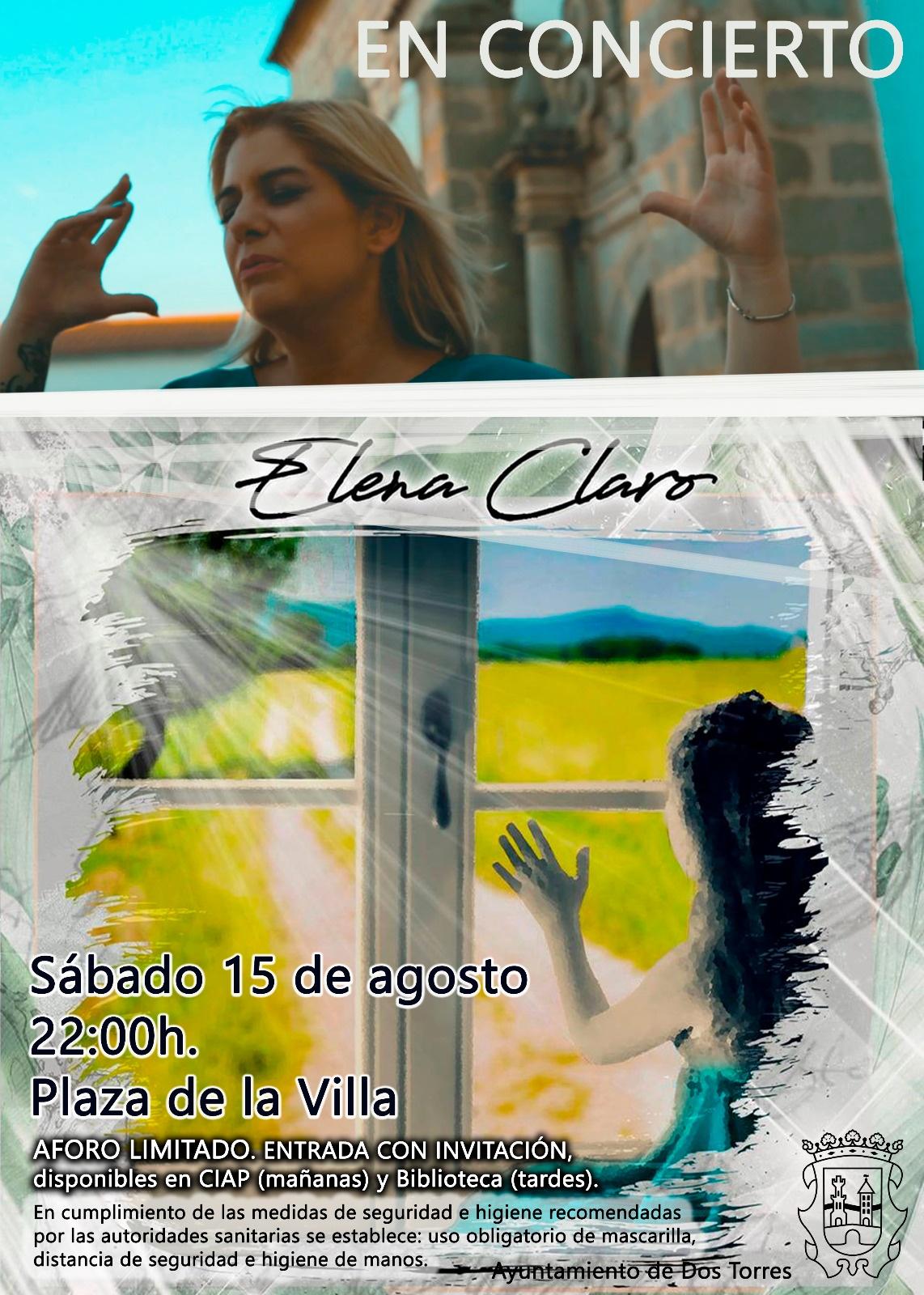 CONCEIRTO ELENA CLARO