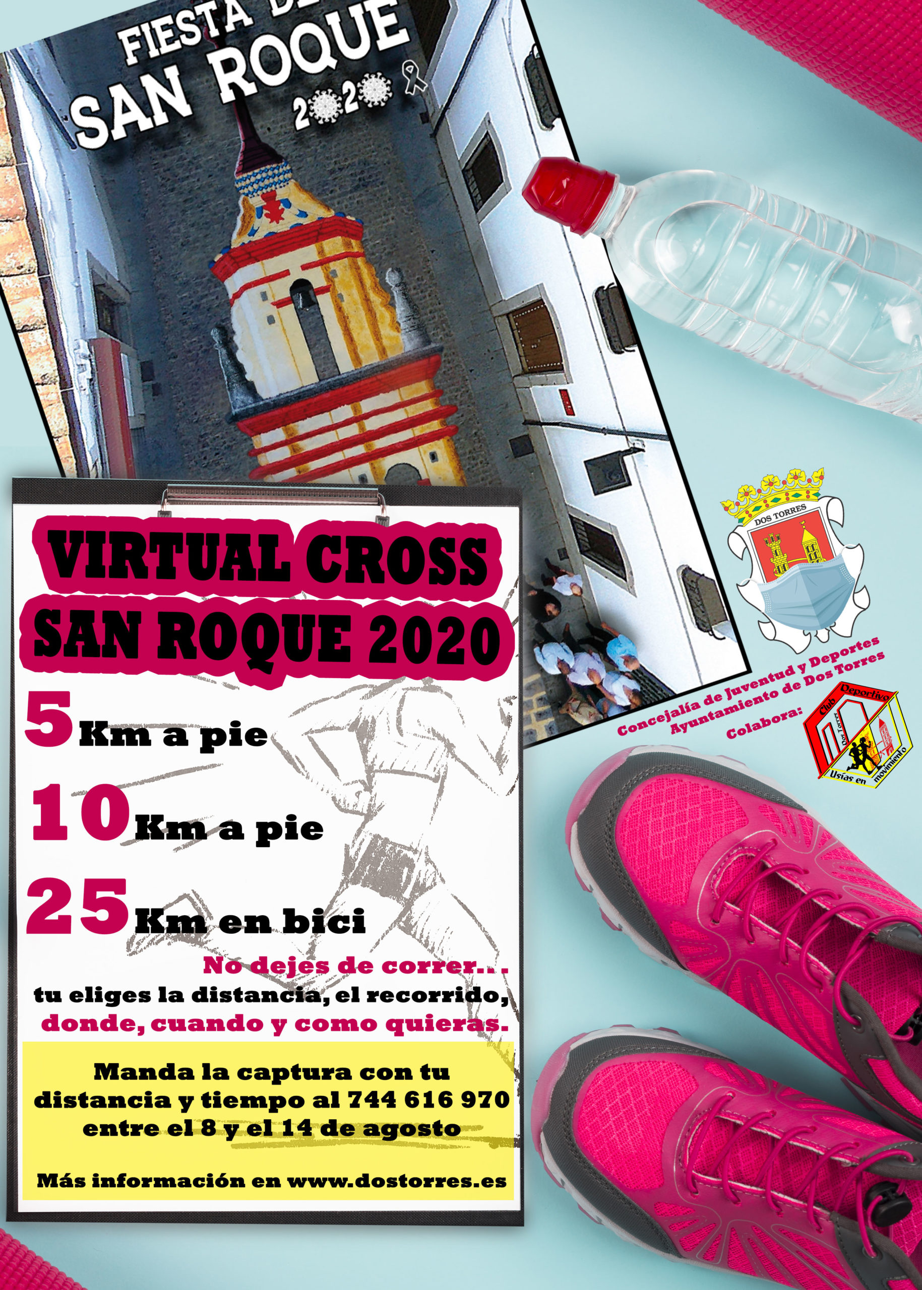 VIRTUAL CROSS SAN ROQUE