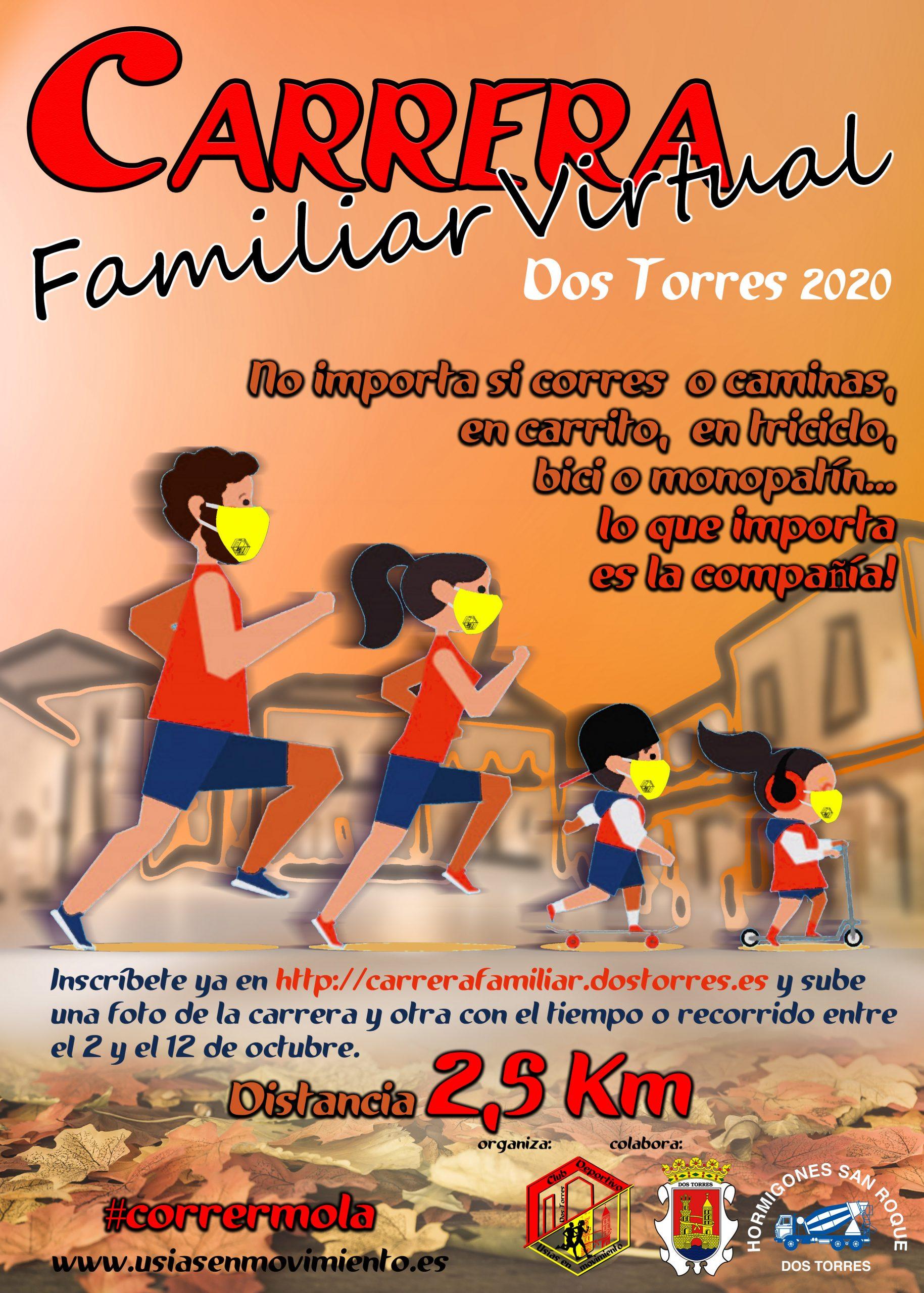 CARRERA FAMILIAR 2020
