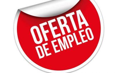 OFERTA DE EMPLEO. ENFERMERO/A