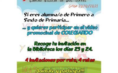 Video promocinal COLEGIANDO