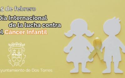 15F. DÍA DE LA LUCHA CONTRA EL CÁNCER INFANTIL