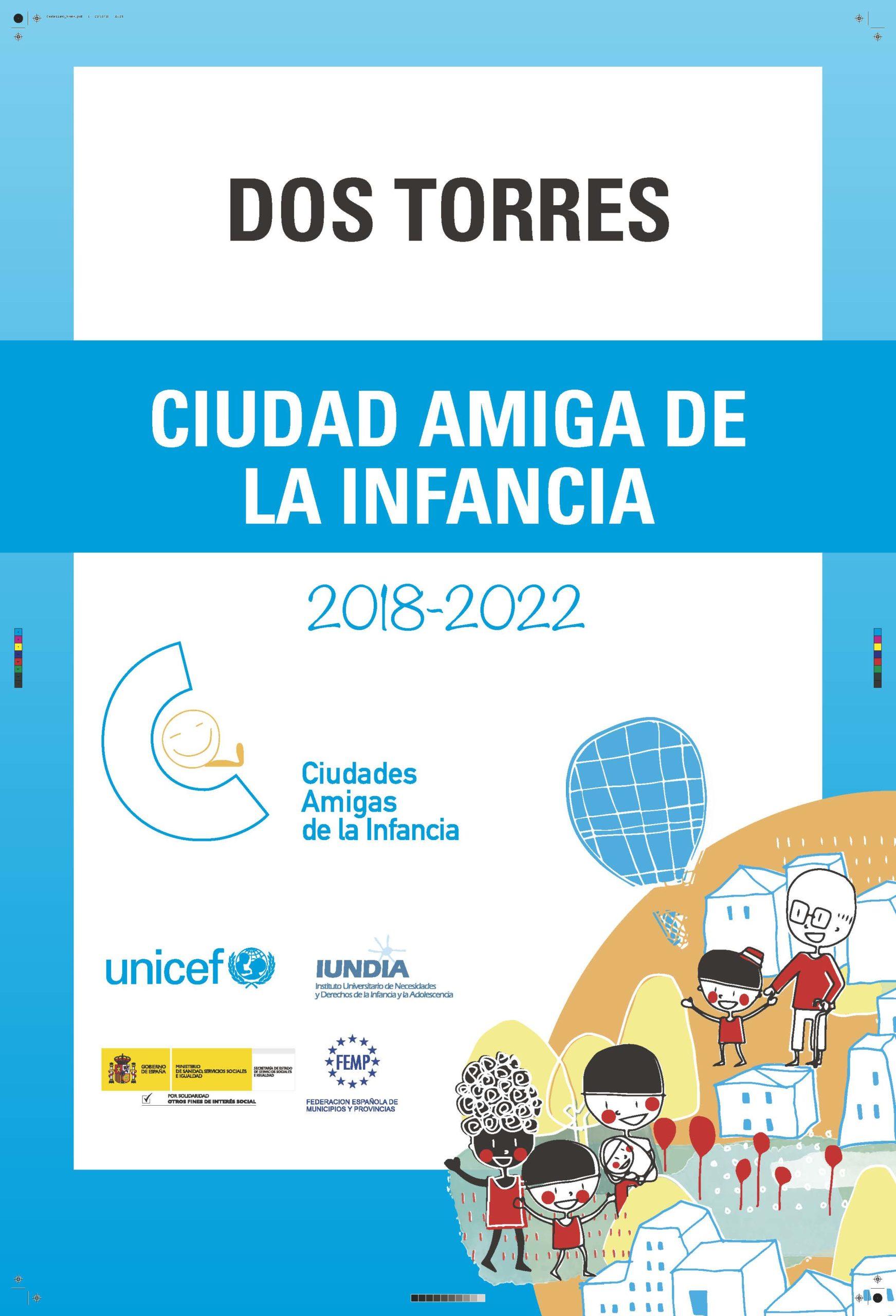 DOS TORRES CIUDAD AMIGA DE LA INFANCIA 2022
