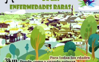 PASOS SOLIDARIOS. DÍA MUNDIAL DE LAS ENFERMEDADES RARAS. 28F