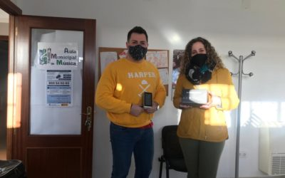 ENTREGA DE MEDIDORES DE CO2