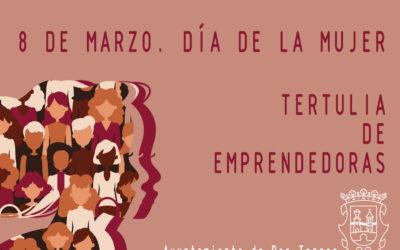 TERTULIA DE EMPRENDEDORAS