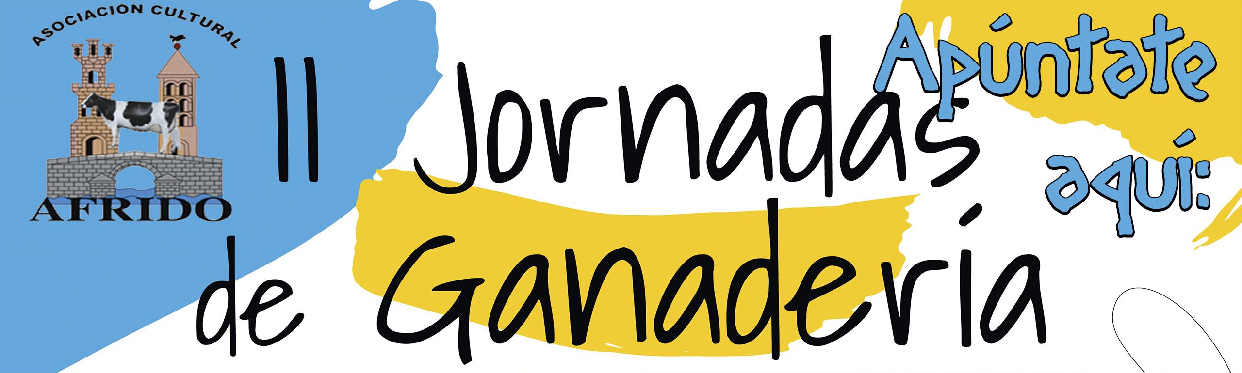 BANNER JORNADAS DE GANADERIA INFANTIL