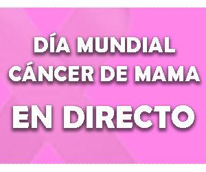 EMISIÓN EN DIRECTO: DÍA MUNDIAL CANCER DE MAMA DOS TORRES